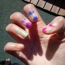 summer nail look