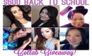#GIVEAWAY $600 Back-to-School #Giveaway