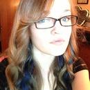 blur hair with curls 😄
