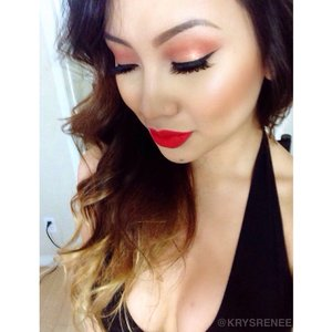 Follow my Instagram for my makeup inspirations @krysrenee