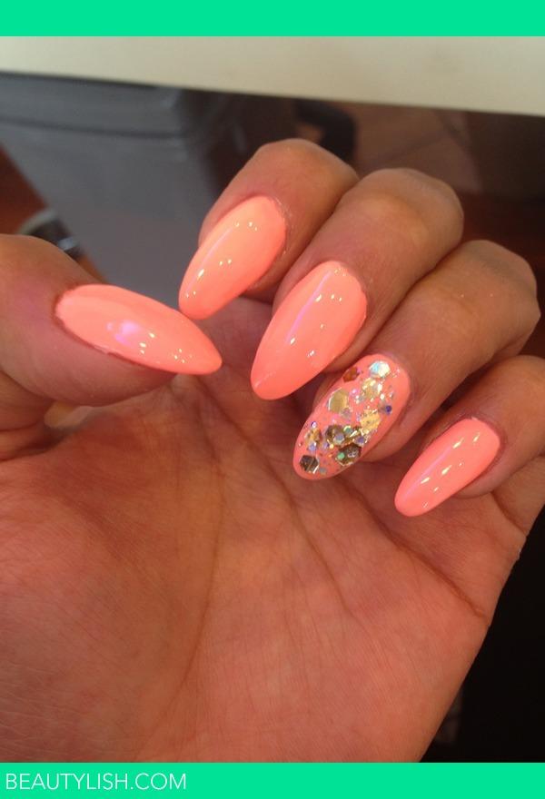 End of summer nails   Natalie Nana M.\'s Photo   Beautylish