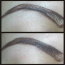 Eyebrow routine :))