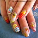 Fast food nails
