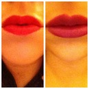 Red and Purple lisp 👄