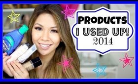 Tons of Products I Used Up!!