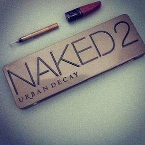 My new NAKED 2 Palette!!!