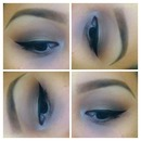 Daytime neutral eyes