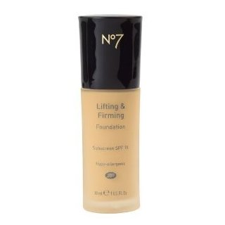 No7 Lifting and Firming Foundation SPF15