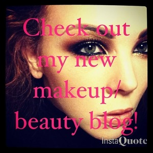 Http://kimpantsmakeup.blogspot.co.uk... Come immerse yourself in my world of makeup and pretty colours!x