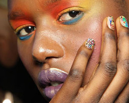 Vivienne Westwood Beauty, Paris Fashion Week S/S 2012