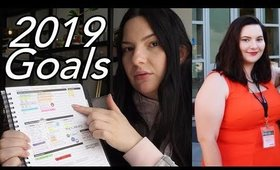 Lifestyle Changes for 2019! Weight Loss + Mental Health + Planning | Olivia Frescura