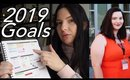 Lifestyle Changes for 2019! Weight Loss + Mental Health + Planning   Olivia Frescura