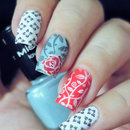 Flowery Mix and Match