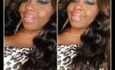 Makeup Tutorial:Smokey Olive Grey Eyes + Mac Pink Plaid