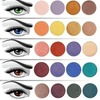 The Best Eyeshadow for your Eye Color
