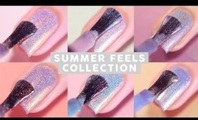 Swatch: Summer Feels Collection | ILNP