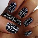 Hypnosis Nail Art