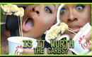 IS IT WORTH THE CARBS?!! | Chick fil A Mac and Cheese Review