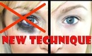How to remove mascara properly and easily - tutorial
