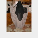 Long Triangle Niqab