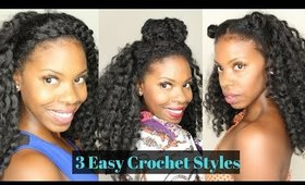 3 Crochet Hairstyles for Every Occasion