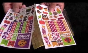 Etsy Sticker Haul #2 / #LovenHELLAplanning