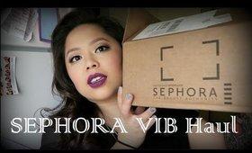 Sephora VIB Haul