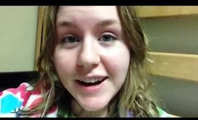 First Day of College Classes {Video Diary} 07.26.16