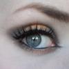 Golden cat eye