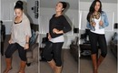How to style Leggings: Casual