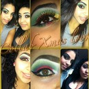 christmas look . collab with my cousin Amarilis
