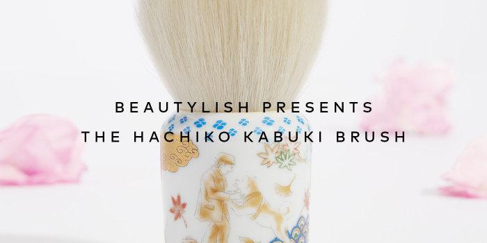Shop the Hachiko Kabuki Brush on Beautylish.com