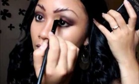 Rihanna - Where Have You Been official video Inspired  Makeup