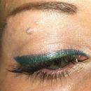 emerald green liner
