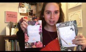 AuthorTube Secret Santa 2018   Gifts for Writers
