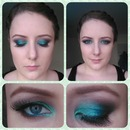 Recreation of Meredith Jessica's Peacock Tutorial