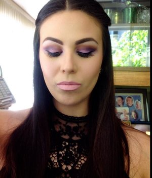 New YouTube video is up..check it out and SUBSCRIBE PLEASE :)  YouTube: https://www.youtube.com/watch?v=Xl6x9Wz12d0  Beauty Blog: http://bootcampbeauty.com/purple-smoky-eye-tutorial/