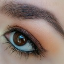 Lorac TANtalEYES - Night Look