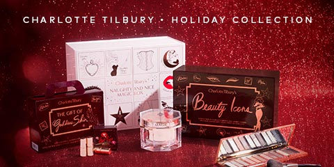 Shop Charlotte Tilbury's Holiday 2017 Collection!