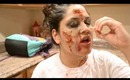 Halloween: Zombie Makeup tutorial- Makemeup89