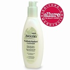 Aveeno Positively Radiant Cleanser with moisture-rich soy extracts