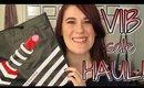 Sephora VIB Sale 2014 HAUL!