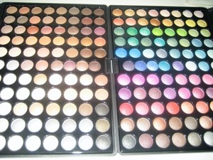 ♥ COASTAL SCENTS 88 Warm and 88 Shimmer Palette