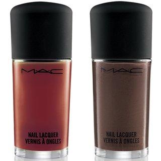 MAC Tartan Tale Nail Lacquer