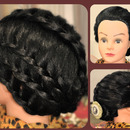 Vintage Tuft Braid