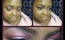 January Garnet Makeup Tutorial