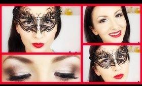 ♥ Masquerade Ball ♥ Makeup Tutorial