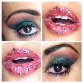 hot eyeshadow