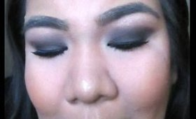 Brown Smokey eye ll  Valentines Makeup