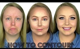 How to Contour (Cream and Powder) | GlitterGirlC